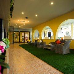 Отель Getaway Resort Lake Mabprachan Thailand интерьер отеля фото 3