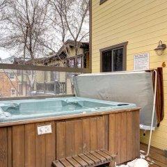 Отель 1475 Park Avenue Private Home By Alpine Ski Properties бассейн
