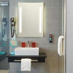 Отель niu Franz Австрия, Вена - отзывы, цены и фото номеров - забронировать отель niu Franz онлайн ванная фото 2