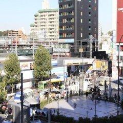 Отель Sunroute Takadanobaba Япония, Токио - отзывы, цены и фото номеров - забронировать отель Sunroute Takadanobaba онлайн городской автобус