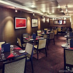 Mercure Glasgow City Hotel питание