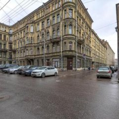 Гостиница RentalSPb with Private entrance парковка