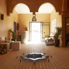 Отель Riad Bouchedor Марокко, Уарзазат - отзывы, цены и фото номеров - забронировать отель Riad Bouchedor онлайн интерьер отеля