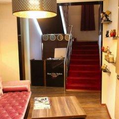 Pera City Suites Турция, Стамбул - 1 отзыв об отеле, цены и фото номеров - забронировать отель Pera City Suites онлайн интерьер отеля фото 3