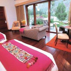 Belmond Hotel Rio Sagrado комната для гостей