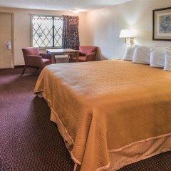 Отель Travelodge Columbus Колумбус комната для гостей