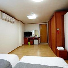 Отель Goodstay Greentel Сеул комната для гостей фото 5