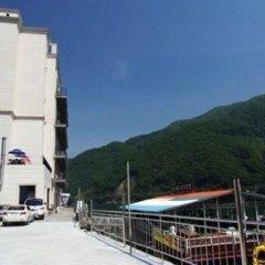 Отель Dolgorae Resort парковка