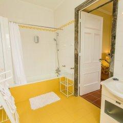 Отель Casa Dos Barcos Furnas ванная фото 2