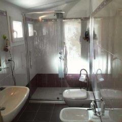 Отель Villa Mimosa Сперлонга ванная фото 2