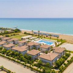 Отель Crystal Boutique Beach +16 Богазкент пляж