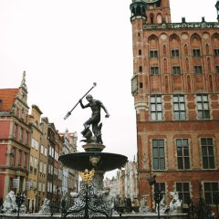 Отель Blue Buddy - Dluga Street View Гданьск фото 2