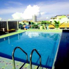 Отель The Garden Place Pattaya бассейн фото 3