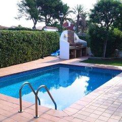 Отель Villa Cel Испания, Кала-эн-Бланес - отзывы, цены и фото номеров - забронировать отель Villa Cel онлайн фитнесс-зал