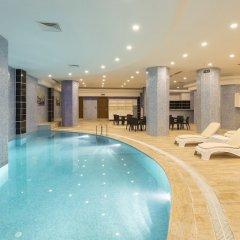 Отель Yilmazoglu Park Otel Газиантеп бассейн