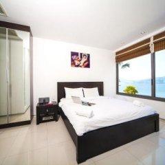 Отель Seductive Sunset Villa Patong A2 сейф в номере