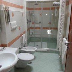 Отель Country House Casale D'orio Казаль-Велино ванная