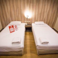 Отель Nida Rooms Yanawa Sathorn City Walk Бангкок спа
