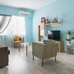 Апартаменты Syntagma Square Apartments by Livin Urbban Афины комната для гостей фото 3