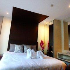 Отель Baan Bangsaray Condo Банг-Саре комната для гостей фото 2