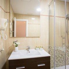 Отель Madrid Suites San Mateo ванная