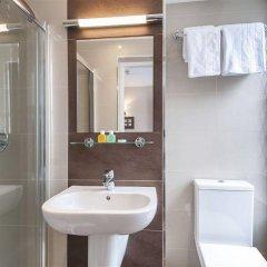 Отель The Jenkins Hotel Великобритания, Лондон - отзывы, цены и фото номеров - забронировать отель The Jenkins Hotel онлайн ванная фото 2