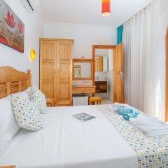 Turkuaz Pansiyon Турция, Калкан - отзывы, цены и фото номеров - забронировать отель Turkuaz Pansiyon онлайн комната для гостей