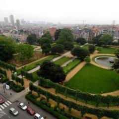 Отель B-aparthotel Ambiorix Бельгия, Брюссель - отзывы, цены и фото номеров - забронировать отель B-aparthotel Ambiorix онлайн спортивное сооружение