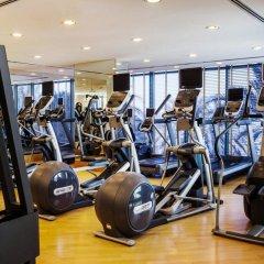Отель Hilton Dubai Jumeirah фитнесс-зал