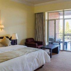 Отель Royal Palm Resort Непал, Покхара - отзывы, цены и фото номеров - забронировать отель Royal Palm Resort онлайн комната для гостей фото 2