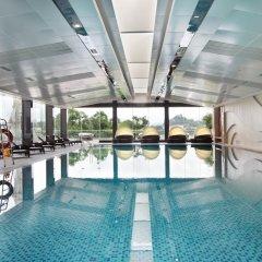Отель Swiss Grand Xiamen бассейн фото 3