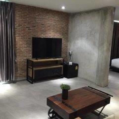 Yotaka The Hostel@Bangkok комната для гостей фото 2