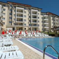 Отель Aparthotel Sunny Beach Hills - Official Rental бассейн фото 2
