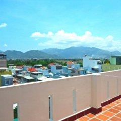 Апартаменты Nha Trang City Apartments балкон
