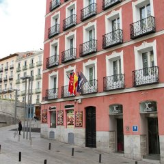 Отель JC Rooms Santo Domingo Испания, Мадрид - 3 отзыва об отеле, цены и фото номеров - забронировать отель JC Rooms Santo Domingo онлайн фото 3