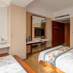 Отель Apple Designer Hotel Китай, Сиань - отзывы, цены и фото номеров - забронировать отель Apple Designer Hotel онлайн сейф в номере