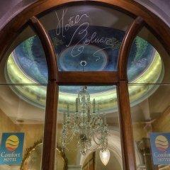 Comfort Hotel Bolivar интерьер отеля фото 2