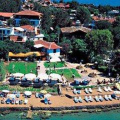 Отель Huzur пляж