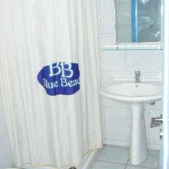 Апартаменты Blue Beach Villas Apartments ванная