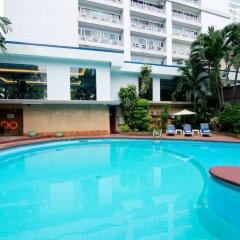Manhattan Bangkok Hotel Бангкок бассейн фото 3
