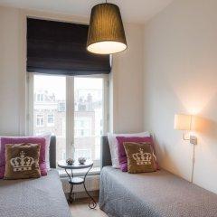 Отель Dynasti Apartments Amsterdam Нидерланды, Амстердам - отзывы, цены и фото номеров - забронировать отель Dynasti Apartments Amsterdam онлайн комната для гостей фото 5