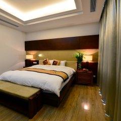 Отель NCC Garden Villas комната для гостей