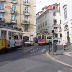 Smile Hostel Лиссабон городской автобус