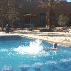 Отель Dune Merzouga Camp Марокко, Мерзуга - отзывы, цены и фото номеров - забронировать отель Dune Merzouga Camp онлайн бассейн