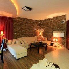 Отель Villas & SPA at Pamporovo Village Пампорово комната для гостей фото 2