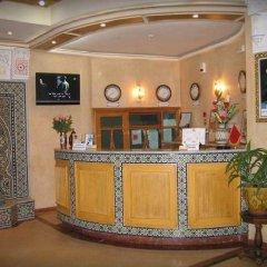 Отель Maamoura Марокко, Касабланка - отзывы, цены и фото номеров - забронировать отель Maamoura онлайн интерьер отеля