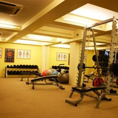 Отель Mantra Pura Resort Pattaya фитнесс-зал