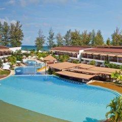 Отель Arinara Bangtao Beach Resort бассейн