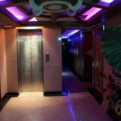 Отель Picasso Motel Jongno Южная Корея, Сеул - отзывы, цены и фото номеров - забронировать отель Picasso Motel Jongno онлайн интерьер отеля