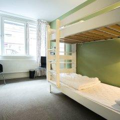Отель Slottsskogens Vandrarhem & Hotell комната для гостей фото 5